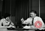 Image of sexual harassment in the workplace United States USA, 1950, second 25 stock footage video 65675032176