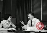 Image of sexual harassment in the workplace United States USA, 1950, second 26 stock footage video 65675032176