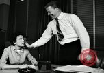 Image of sexual harassment in the workplace United States USA, 1950, second 29 stock footage video 65675032176