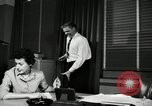 Image of sexual harassment in the workplace United States USA, 1950, second 32 stock footage video 65675032176