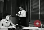 Image of sexual harassment in the workplace United States USA, 1950, second 33 stock footage video 65675032176