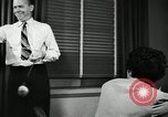 Image of sexual harassment in the workplace United States USA, 1950, second 38 stock footage video 65675032176