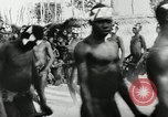 Image of ceremonial dance Africa, 1950, second 11 stock footage video 65675032183