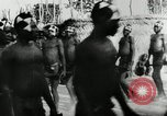 Image of ceremonial dance Africa, 1950, second 12 stock footage video 65675032183