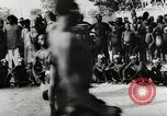 Image of ceremonial dance Africa, 1950, second 14 stock footage video 65675032183
