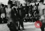 Image of ceremonial dance Africa, 1950, second 16 stock footage video 65675032183