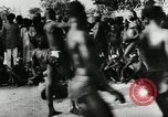 Image of ceremonial dance Africa, 1950, second 17 stock footage video 65675032183