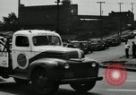 Image of bonfire of cars United States USA, 1939, second 15 stock footage video 65675032191