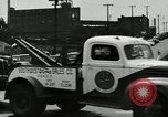 Image of bonfire of cars United States USA, 1939, second 16 stock footage video 65675032191