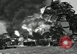 Image of bonfire of cars United States USA, 1939, second 37 stock footage video 65675032191