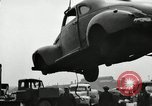 Image of bonfire of cars United States USA, 1939, second 38 stock footage video 65675032191