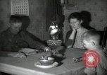Image of Dust storm during dust bowl Dalhart Texas USA, 1937, second 55 stock footage video 65675032193