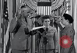 Image of female soldiers United States USA, 1951, second 39 stock footage video 65675032211
