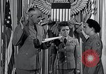 Image of female soldiers United States USA, 1951, second 42 stock footage video 65675032211