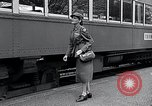 Image of female soldiers United States USA, 1951, second 54 stock footage video 65675032211