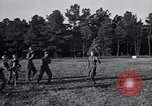 Image of female soldiers United States USA, 1951, second 59 stock footage video 65675032212