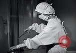 Image of female soldiers Korea, 1954, second 2 stock footage video 65675032217