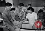 Image of female soldiers Korea, 1954, second 31 stock footage video 65675032217
