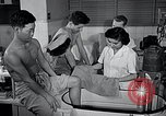 Image of female soldiers Korea, 1954, second 37 stock footage video 65675032217