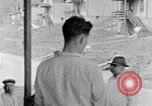 Image of people in rural area United States USA, 1935, second 44 stock footage video 65675032228