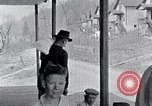 Image of people in rural area United States USA, 1935, second 47 stock footage video 65675032228