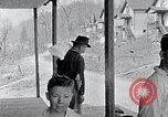Image of people in rural area United States USA, 1935, second 48 stock footage video 65675032228