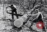 Image of people in rural area United States USA, 1935, second 4 stock footage video 65675032232