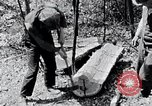 Image of people in rural area United States USA, 1935, second 36 stock footage video 65675032232