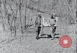 Image of people in rural area United States USA, 1935, second 61 stock footage video 65675032232
