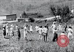 Image of people in rural area United States USA, 1935, second 30 stock footage video 65675032234