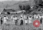 Image of people in rural area United States USA, 1935, second 41 stock footage video 65675032234
