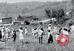 Image of people in rural area United States USA, 1935, second 42 stock footage video 65675032234