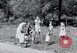 Image of people in rural area United States USA, 1935, second 46 stock footage video 65675032234