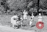 Image of people in rural area United States USA, 1935, second 47 stock footage video 65675032234