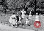 Image of people in rural area United States USA, 1935, second 48 stock footage video 65675032234
