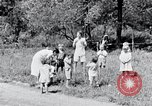 Image of people in rural area United States USA, 1935, second 49 stock footage video 65675032234