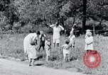 Image of people in rural area United States USA, 1935, second 50 stock footage video 65675032234