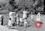 Image of people in rural area United States USA, 1935, second 53 stock footage video 65675032234