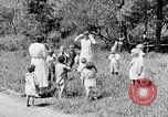 Image of people in rural area United States USA, 1935, second 56 stock footage video 65675032234