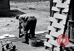 Image of people in rural area United States USA, 1935, second 23 stock footage video 65675032237