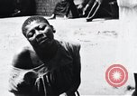 Image of sleeping sickness Congo, 1940, second 37 stock footage video 65675032244