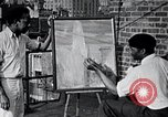 Image of Negro artists United States USA, 1937, second 11 stock footage video 65675032251