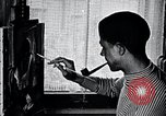 Image of Negro artists United States USA, 1937, second 27 stock footage video 65675032255
