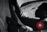 Image of Aaron Douglas paints Aspects of Negro Life United States USA, 1937, second 12 stock footage video 65675032260