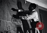 Image of Aaron Douglas paints Aspects of Negro Life United States USA, 1937, second 13 stock footage video 65675032260
