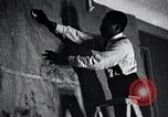 Image of Aaron Douglas paints Aspects of Negro Life United States USA, 1937, second 14 stock footage video 65675032260
