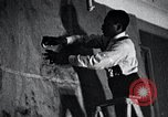 Image of Aaron Douglas paints Aspects of Negro Life United States USA, 1937, second 16 stock footage video 65675032260
