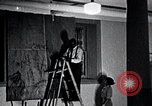 Image of Aaron Douglas paints Aspects of Negro Life United States USA, 1937, second 24 stock footage video 65675032260