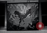 Image of Aaron Douglas paints Aspects of Negro Life United States USA, 1937, second 37 stock footage video 65675032260