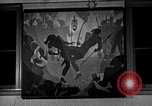 Image of Aaron Douglas paints Aspects of Negro Life United States USA, 1937, second 39 stock footage video 65675032260